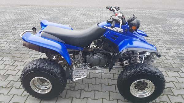 Yamaha warrior 350 cc