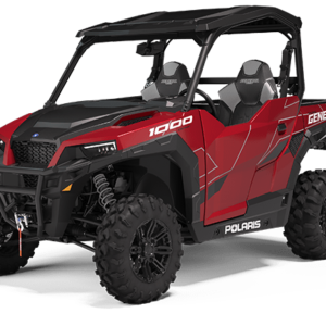 Polaris General 1000 EPS-Sunset Red Deluxe