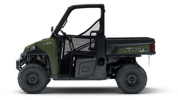 Polaris Ranger XP 900 EPS Sage Green-1