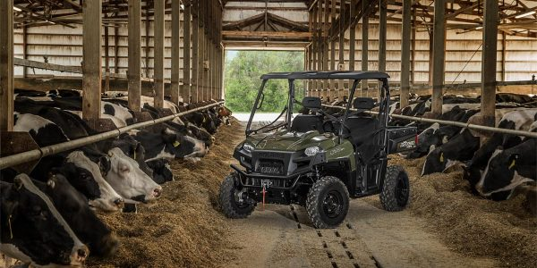 Polaris Ranger XP900 EPS Sage Green-3