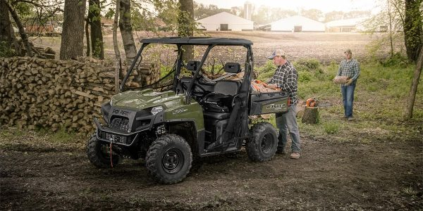 Polaris Ranger XP900 EPS Sage Green-4