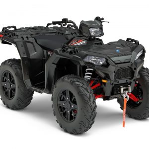 Polaris Sportsman XP 1000 EPS Havasu Red Pearl