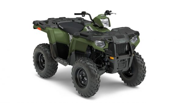 Polaris sportsman 570 EPS Groen 2018