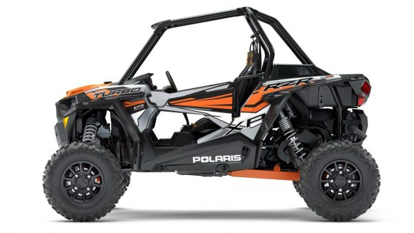 RZR XP Turbo EPS Ghost Gray-1