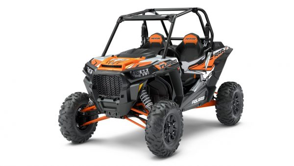 RZR XP Turbo EPS Ghost Gray