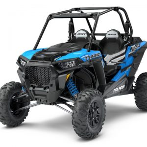 RZR XP Turbo Velocity Bleu