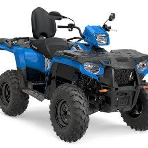 Sportsman Touring 570 EPS Velocity Bleu