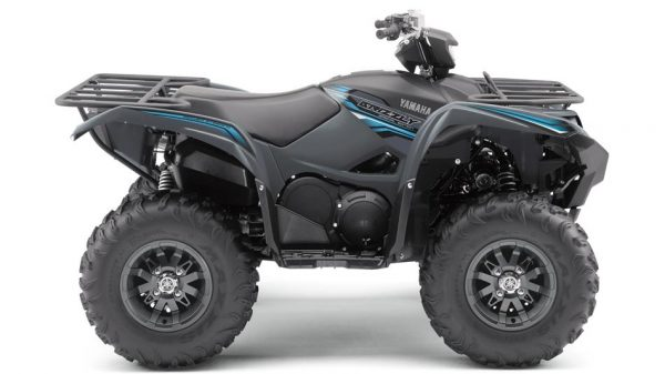 Yamaha grizzly 700 SE satin grey