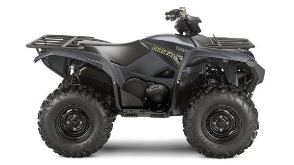 Yamaha grizzly 700 2018 grey
