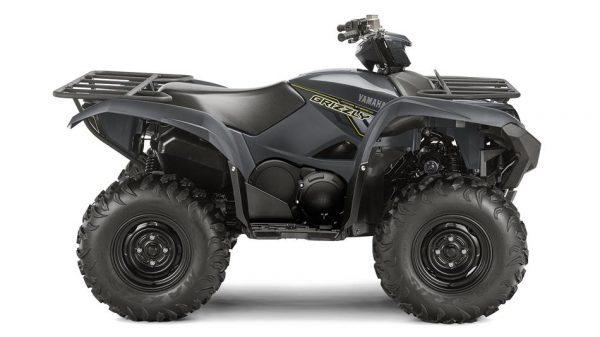 Yamaha grizzly 700 2018 grey