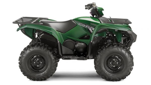 Yamaha grizzly 700 2019 Green