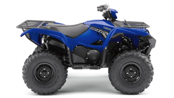 Yamaha grizzly 700 2019 blue