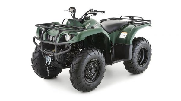 yamaha grizzly 350 2w