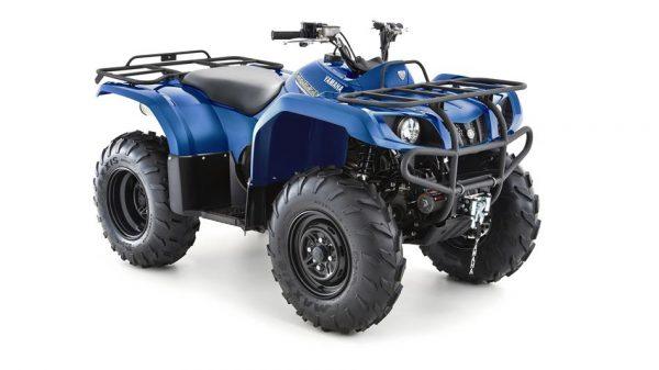 grizzly 350 2w blauw