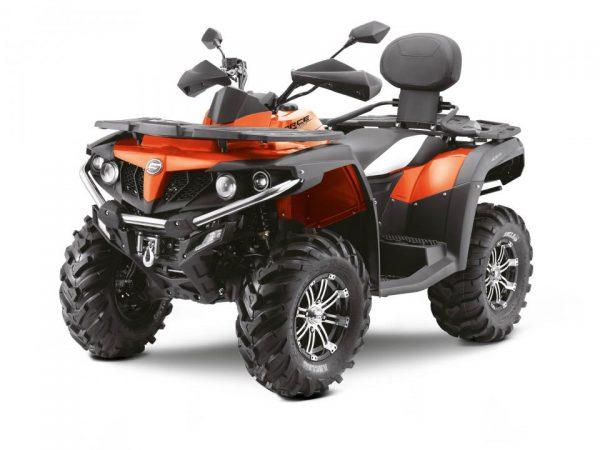 CF Moto quad 550