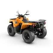 Can am Outlander 570 orange crush
