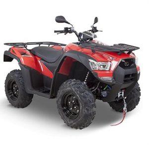 Kymco MXU 550