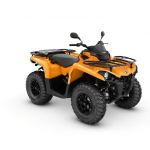 Outlander 570 DPS Orange
