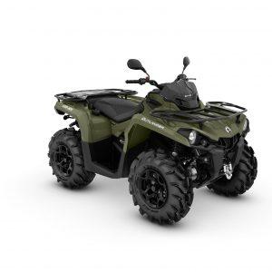 Outlander PRO 570 Green