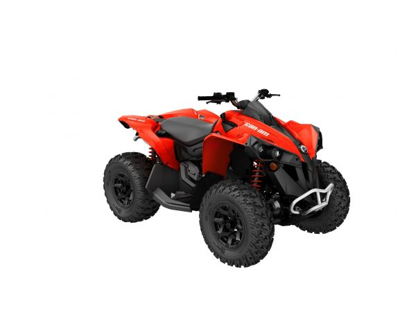 Renegade 570 red
