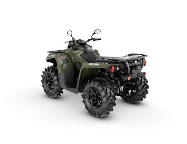 outlander PRO 570 Green 2