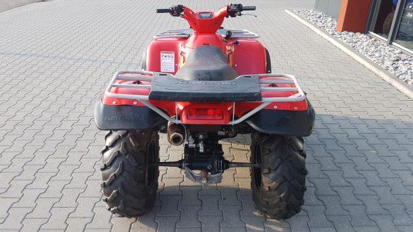 Kawasaki kvf 650 landbouwquad