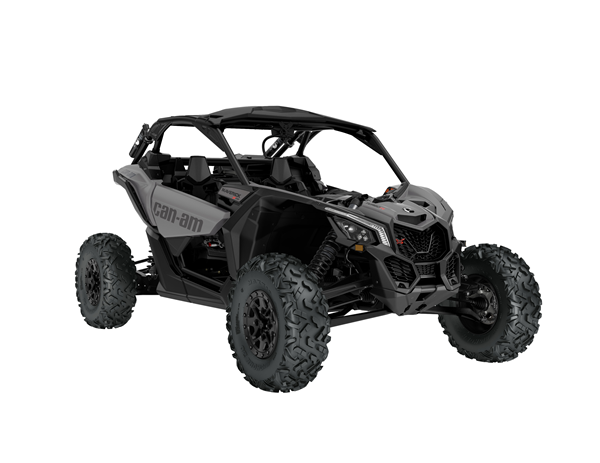 Maverick X DS Platinum Satin