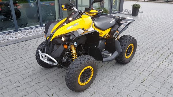 Can am ranagade 1000 xxc 2014