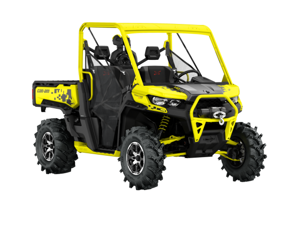 Can-AM Traxter X MR HD10