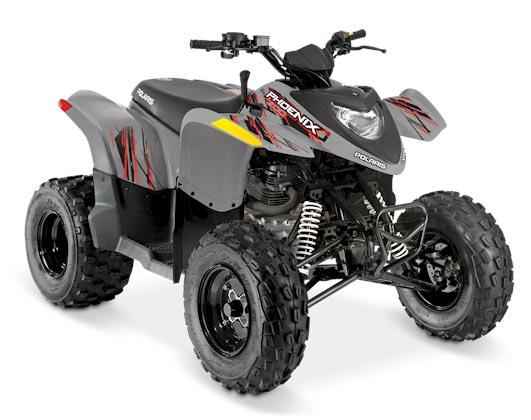 Kindequad Phoenix 200