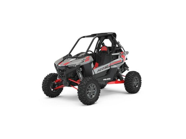 RZR RS 1 1000 Ghost Grey