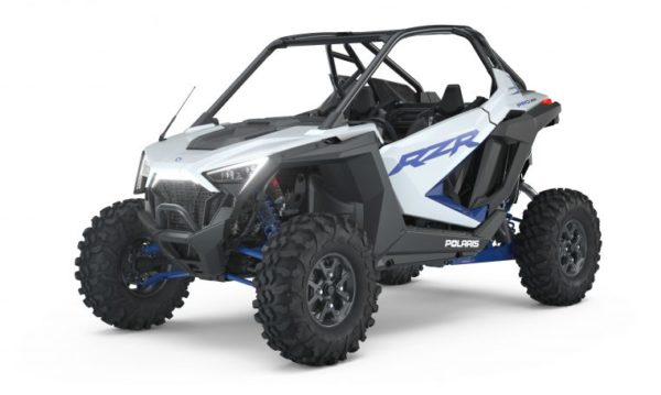 RZR PRO XP EPS DYNAMIX WHITE LIGHTNING