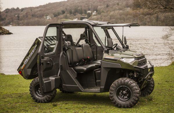 ranger diesel bak open