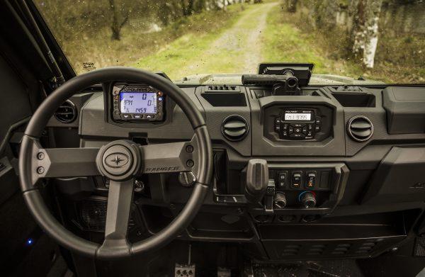 ranger diesel dashboard